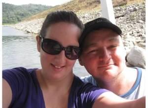 Julia & Tim Selfie