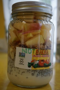 Asher yogurt jar recipe